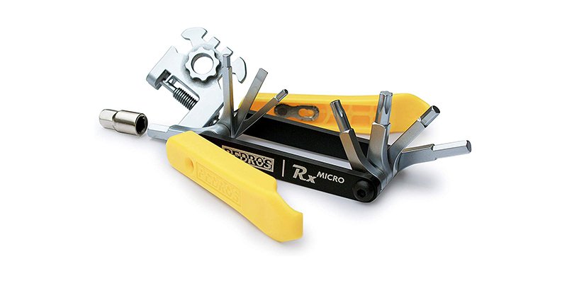 Pedro's Rx Micro-20 Folding Multitool