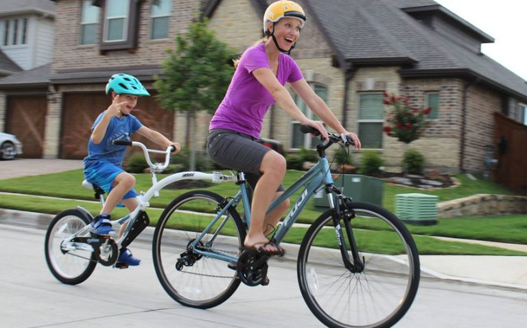 Best Tandem Bike Attachment for Children - Featured Image