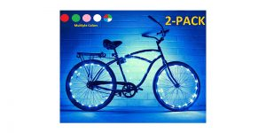 GlowRiders - 2 Pack Ultra Bright LED